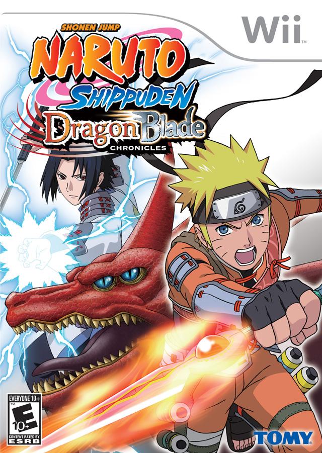 Naruto - Dragon Blade Chronicles