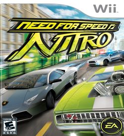 Need For Speed - Nitro ROM