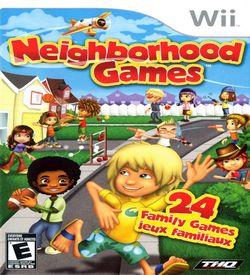 Neighborhood Games ROM