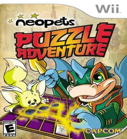 Neopets Puzzle Adventure ROM