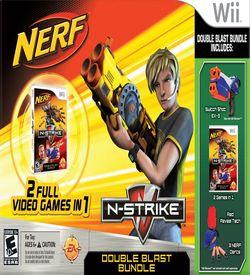 NERF Double Blast ROM