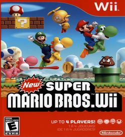 New Super Mario Bros Wii ROM