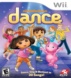 Nickelodeon Dance ROM
