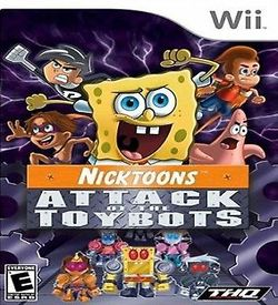 Nicktoons - Attack Of The Toybots ROM