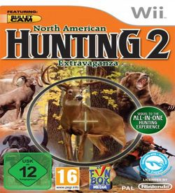 North American Hunting Extravaganza 2 ROM