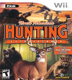 North American Hunting Extravaganza ROM