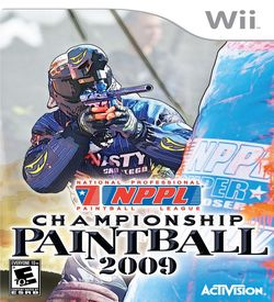 NPPL Championship Paintball 2009 ROM