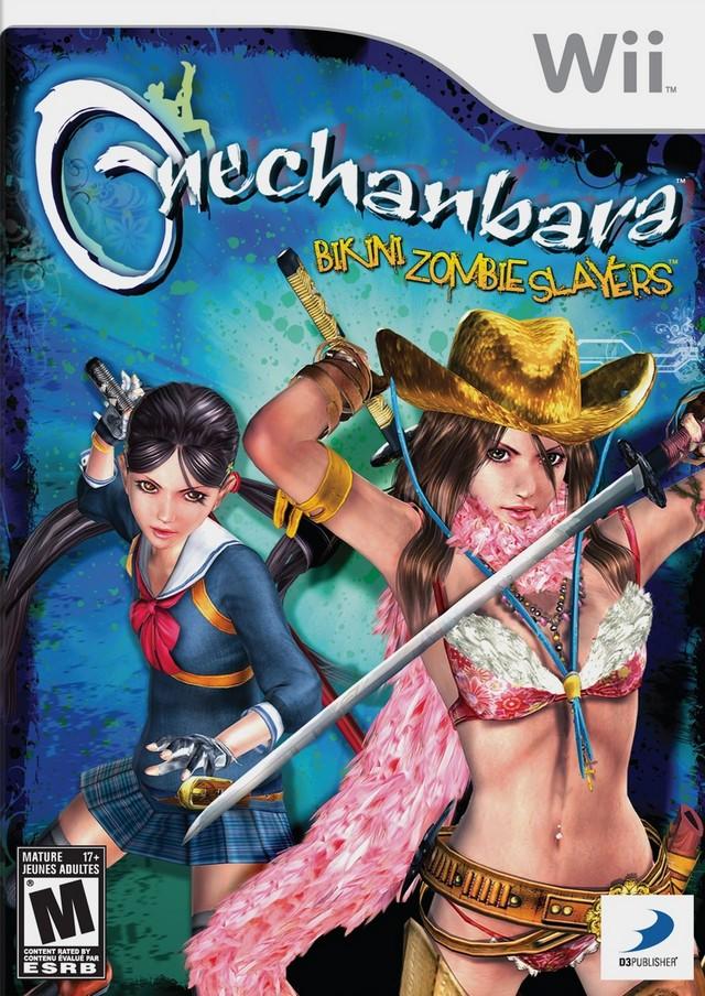 Onechanbara- Bikini Zombie Slayers