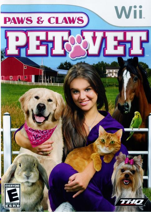 Paws & Claws- Pet Vet