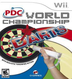 PDC World Championship Darts 2008 ROM