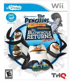 The Penguins of Madagascar: Dr. Blowhole Returns Again! ROM