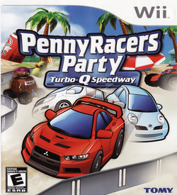 Penny Racers Party- Turbo-Q Speedway ROM