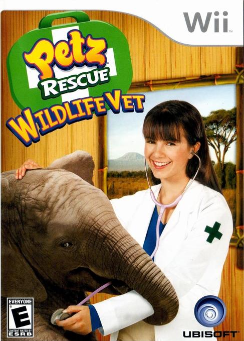 Petz Rescue- Wildlife Vet