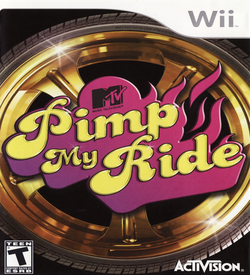 Pimp My Ride ROM
