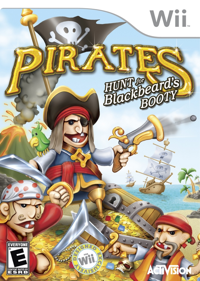 Pirate's Quest- Hunt For Blackbeard's Booty