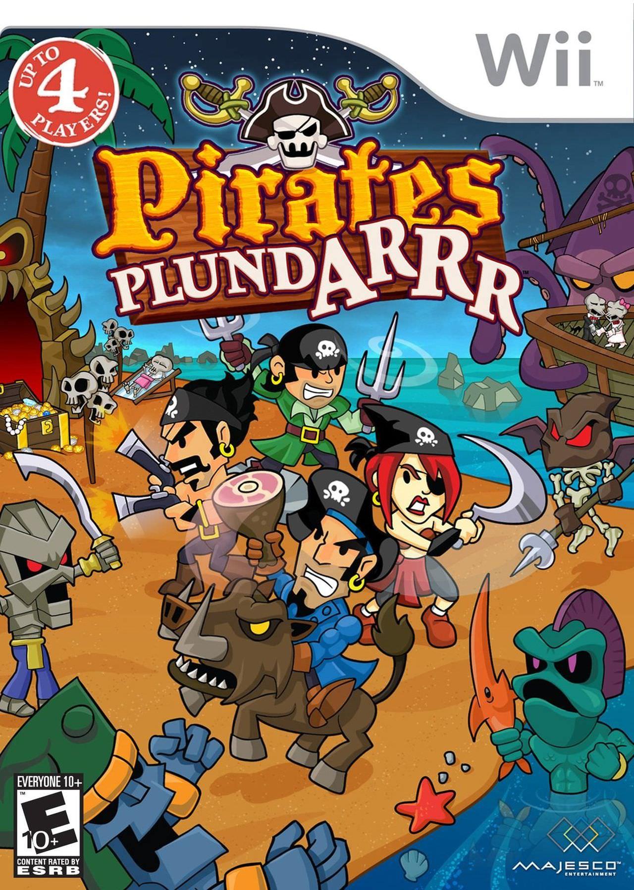 Pirates Plund-Arrr