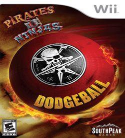 Pirates Vs Ninjas Dodgeball ROM