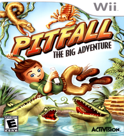 Pitfall- The Big Adventure ROM