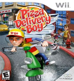 Pizza Delivery Boy ROM