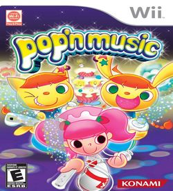 Pop'n Music ROM