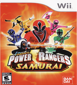 Power Rangers Samurai ROM