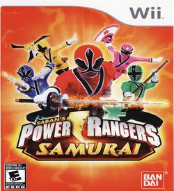 Power Rangers Samurai ROM