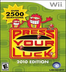 Press Your Luck 2010 Edition ROM