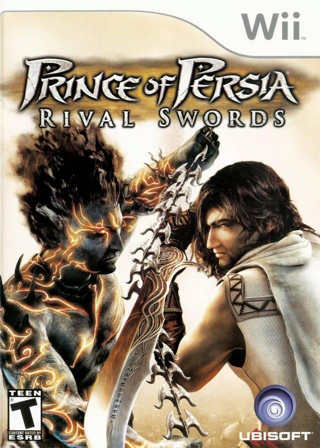 Prince Of Persia- Rival Swords