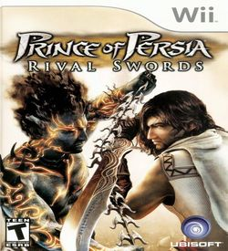 Prince Of Persia- Rival Swords ROM