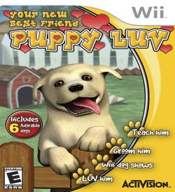 Puppy Luv- Your New Best Friend ROM