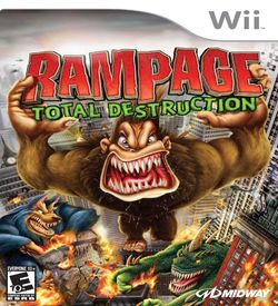 Rampage- Total Destruction ROM