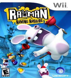 Rayman Raving Rabbids ROM