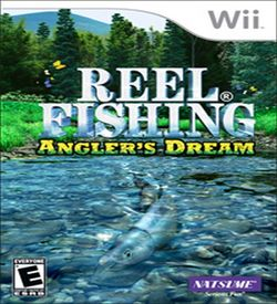Reel Fishing Anglers Dream ROM