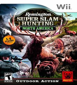 Remington Super Slam Hunting - North America ROM