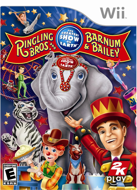 Ringling Bros And Barnum & Bailey Circus