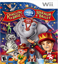 Ringling Bros And Barnum & Bailey Circus ROM