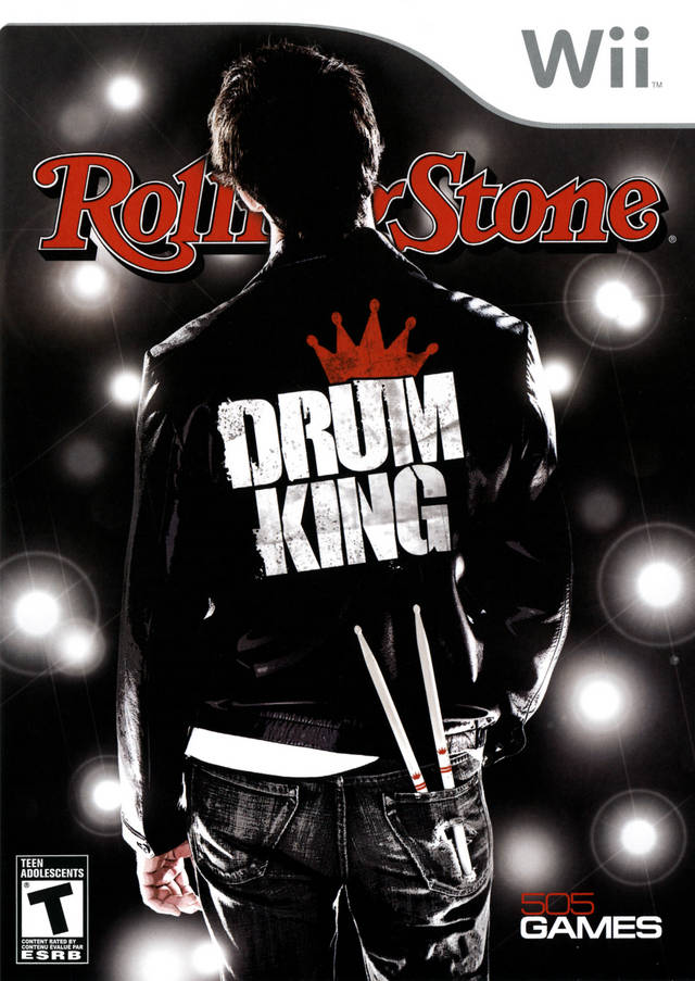 Rolling Stone- Drum King