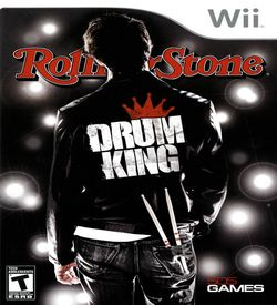 Rolling Stone- Drum King ROM