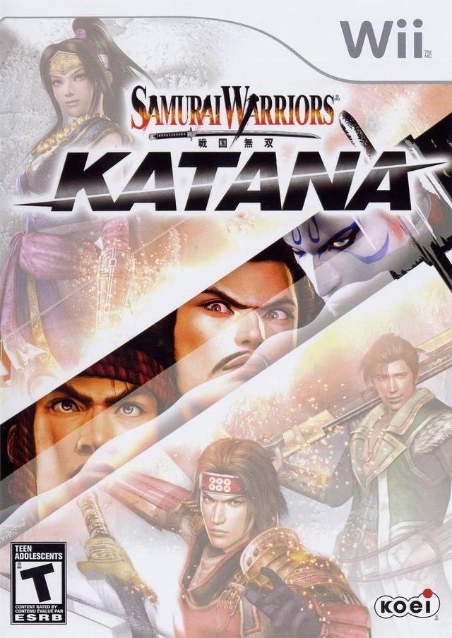 Samurai Warriors - Katana