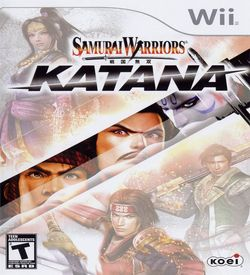 Samurai Warriors - Katana ROM