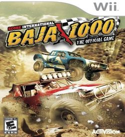 Score International Baja 1000- World Championschip Offroad Racing ROM