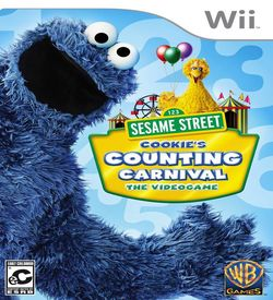 Sesame Street- Cookie's Counting Carnival ROM