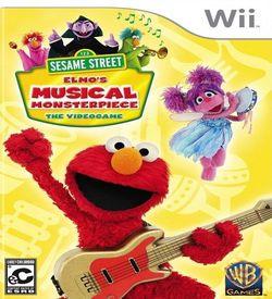 Sesame Street - Elmo's Musical Monsterpiece ROM