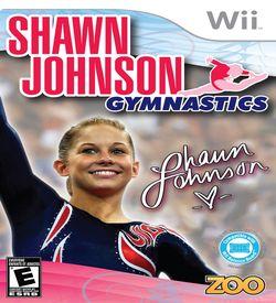 Shawn Johnson Gymnastics ROM
