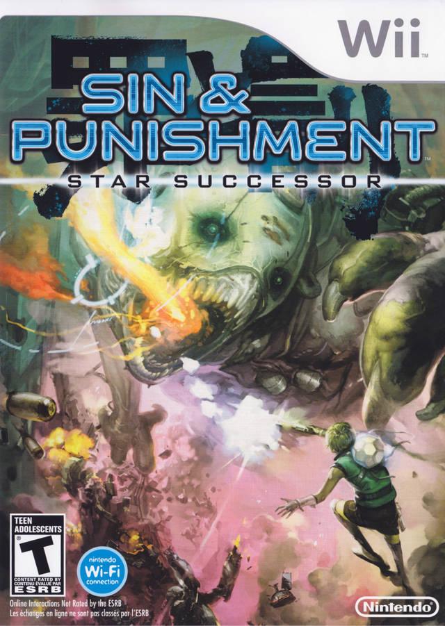 Sin & Punishment- Star Successor