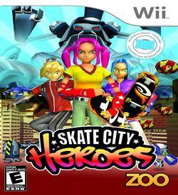 Skate City Heroes ROM