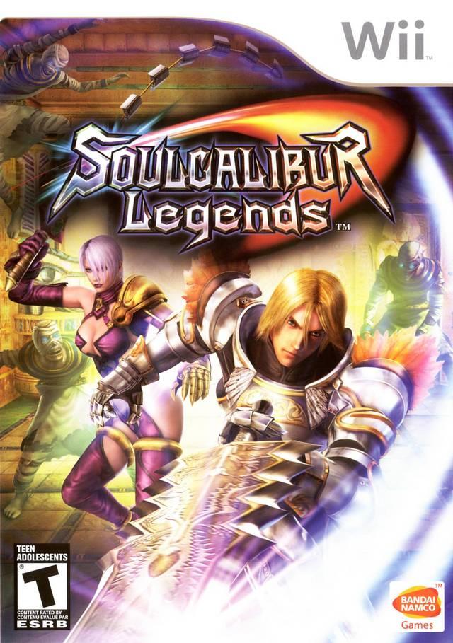 Soulcalibur- Legends