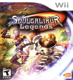 Soulcalibur- Legends ROM