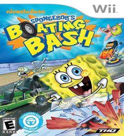 SpongeBob's Boating Bash ROM