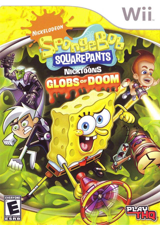 SpongeBob SquarePants Globs Of Doom